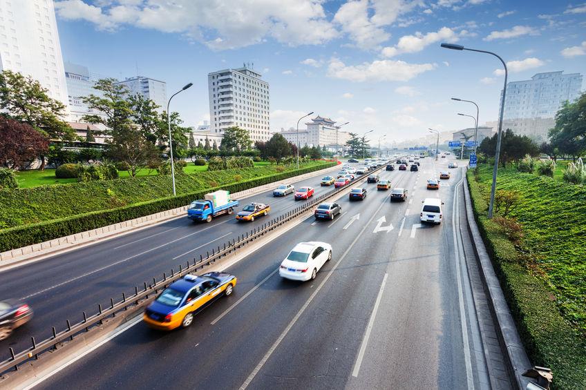 חרדה בכביש מהיר