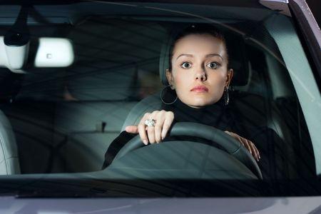 חרדת נהיגה
